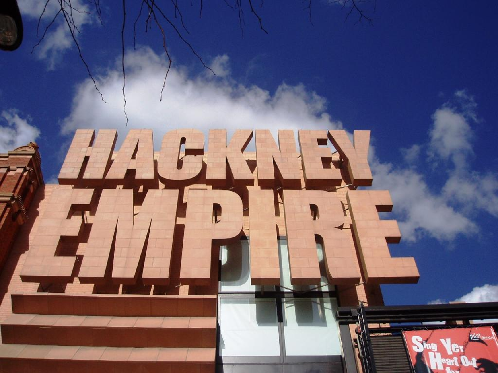 Hackney Empire, Hackney, E8