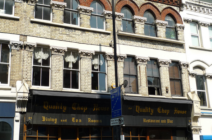 Quality Chop House, Clerkenwell, EC1